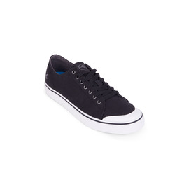 KUSTOM SHOES SLIM VULC SHOE / BLACK
