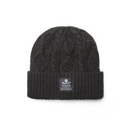 KUSTOM CLOTHING & ACCESSORIES SEA SHEPHERD BEANIE / BLACK