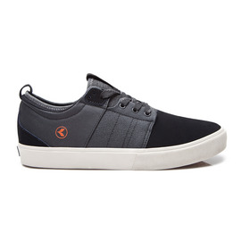 KUSTOM SHOES SCAPE VULC SHOE / UTILITY BLACK
