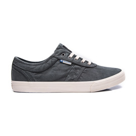 KUSTOM SHOES DROPKICK PRO / WASHED BLACK