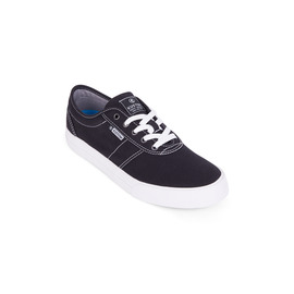 KUSTOM SHOES DROPKICK PRO / BLACK WHITE