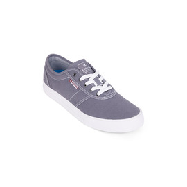 KUSTOM SHOES DROP KICK PRO SHOE / GREY WHITE