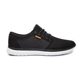 KUSTOM SHOES REMARK PLUS / BLACK MICRO