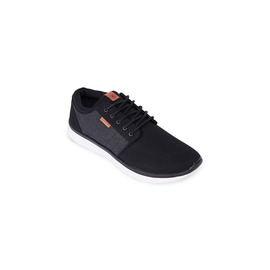 KUSTOM SHOES REMARK PLUS SHOE / BLACK MICRO