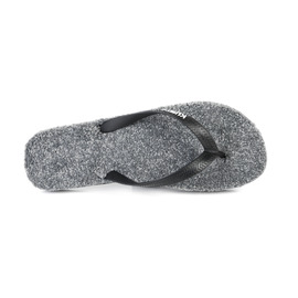 KUSTOM SANDALS KARPET THONG / GREY HEATHER