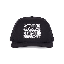 KUSTOM CLOTHING & ACCESSORIES PLAYGROUND TRUCKER CAP