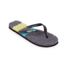 KUSTOM THONGS NOODLE SURF STRIP / CHARCOAL