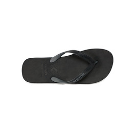 KUSTOM THONGS FOAMY THONG / BLACK