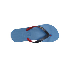 KUSTOM THONGS FOAMY THONG / STEEL BLUE