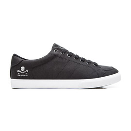 KUSTOM SHOES SEA SHEPHERD KRAMER / BLACK WHITE