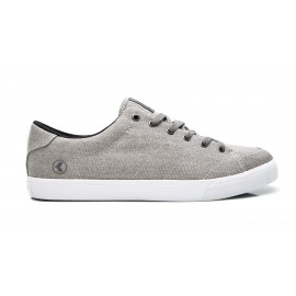 KUSTOM SHOES KRAMER SHOE / GREY TWILL