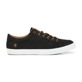 KUSTOM SHOES KRAMER SHOE / BLACK BROWN