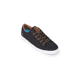 KUSTOM SHOES KRAMER / BLACK BROWN