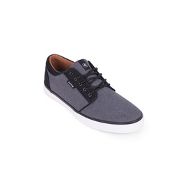 KUSTOM SHOES REMARK / GREY BLACK MICRO