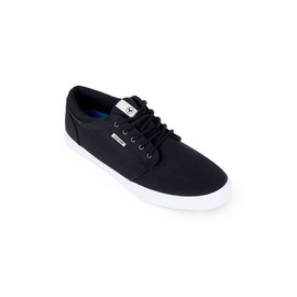KUSTOM SHOES REMARK SHOE / BLACK
