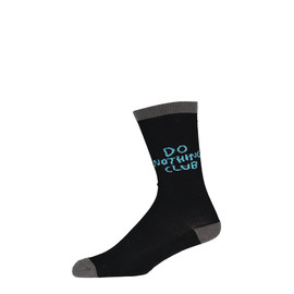 KUSTOM CLOTHING & ACCESSORIES M CREW DO NOTHING SOCKS