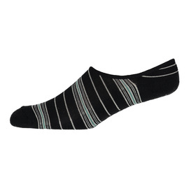 KUSTOM CLOTHING & ACCESSORIES M INVISIBLE THIN STRIPE SOCKS