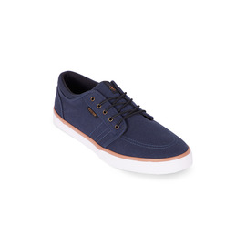KUSTOM SHOES REMARK 2 / NAVY TAN