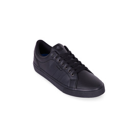 KUSTOM SHOES HIGHLINE CLASSIC / BLACK LEATHER