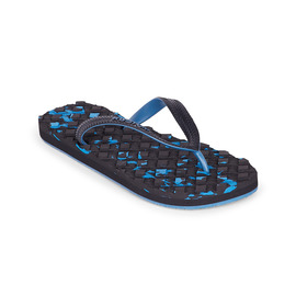 KUSTOM THONGS LAUNCHPAD / BLACK BLUE