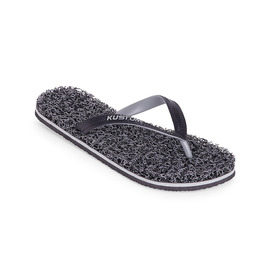 KUSTOM THONGS NOODLE MARLE / BLACK GREY