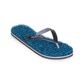 KUSTOM THONGS NOODLE MARLE / BLUE BLACK