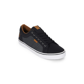 KUSTOM SHOES FINETIME CLASSIC / BLACK GRANITE