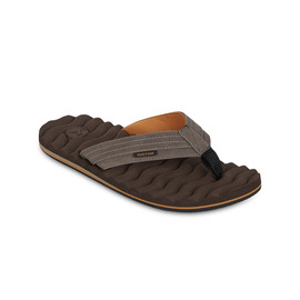 KUSTOM THONGS HUMMER III / BROWN UTILITY