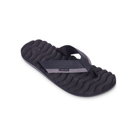 KUSTOM THONGS & SANDALS  HUMMER III / BLACK STRIPES