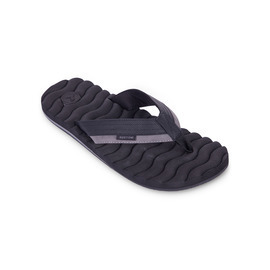 KUSTOM THONGS & SANDALS  HUMMER / BLACK STRIPE