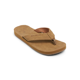 KUSTOM THONGS & SANDALS  VEGO 2 / TAN