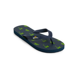 KUSTOM THONGS CORONA BLEND / NAVY LIME