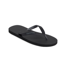 KUSTOM THONGS WIDE BLEND / BLACK GREY