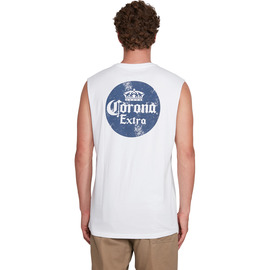 KUSTOM CLOTHING & ACCESSORIES CORONA MUSCLE TEE