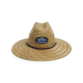 KUSTOM CLOTHING & ACCESSORIES CORONA STRAW HAT