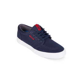 KUSTOM BOYS BOYS KRAMER SHOE / NAVY RED