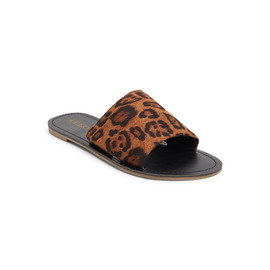 KUSTOM THONGS & SANDALS BYRON SANDAL / CHEETAH
