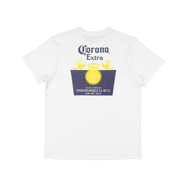 KUSTOM CLOTHING & ACCESSORIES CORONA LABEL TEE