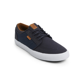 KUSTOM SHOES REMARK 2 / NAVY MICRO
