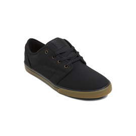 KUSTOM SHOES FRALEY BLACK GUM