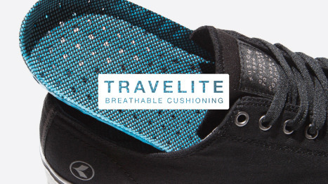 TRAVELITE Footbed