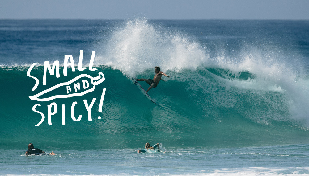 Small & Spicy / Brent Dorrington