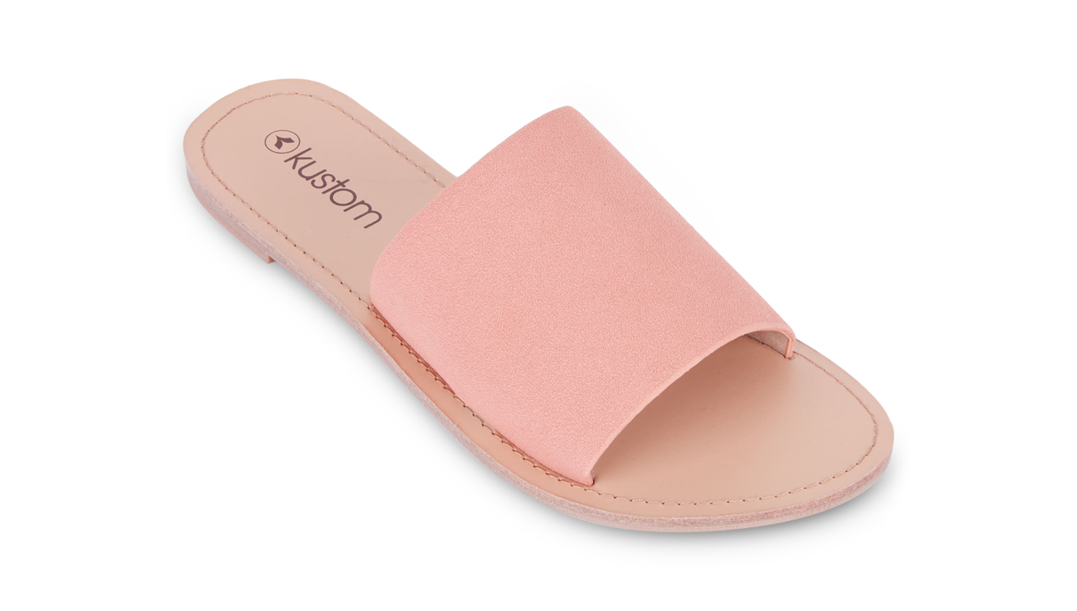 KUSTOM THONGS & SANDALS BYRON SANDAL / SUN PEACH