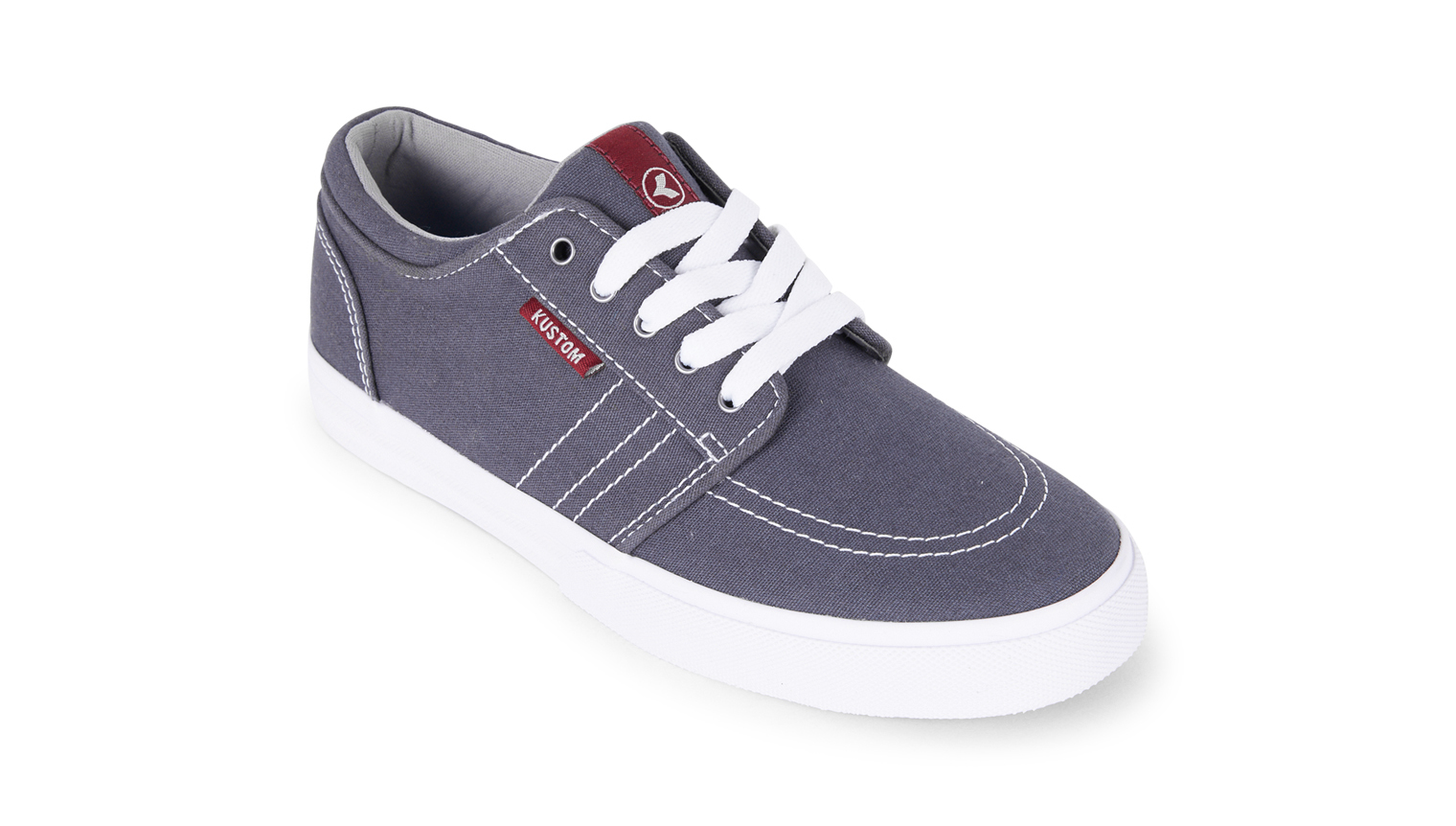 KUSTOM SHOES BOYS REMARK SHOE / STEEL BLUE
