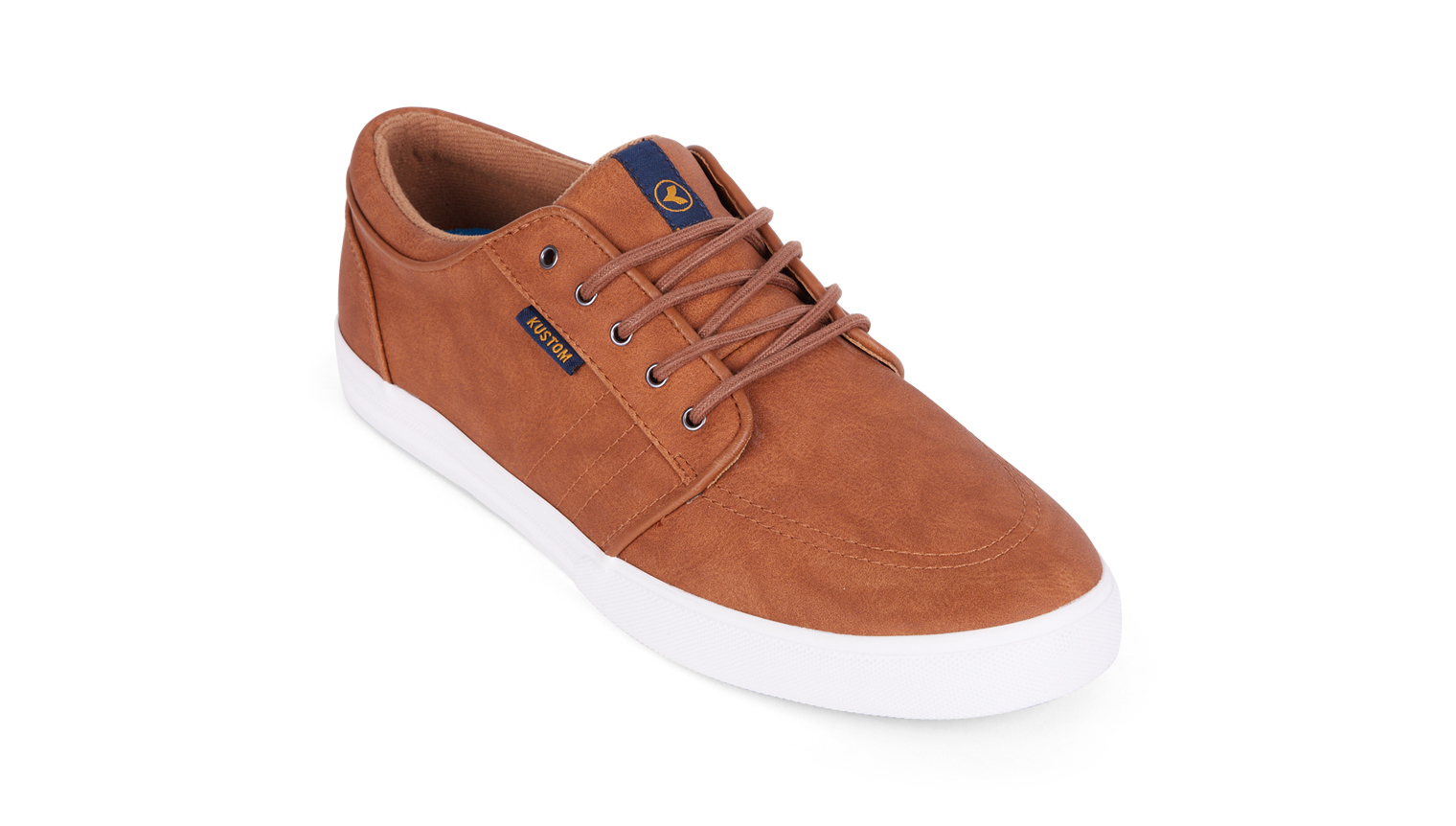KUSTOM SHOES REMARK SHOE / BROWN