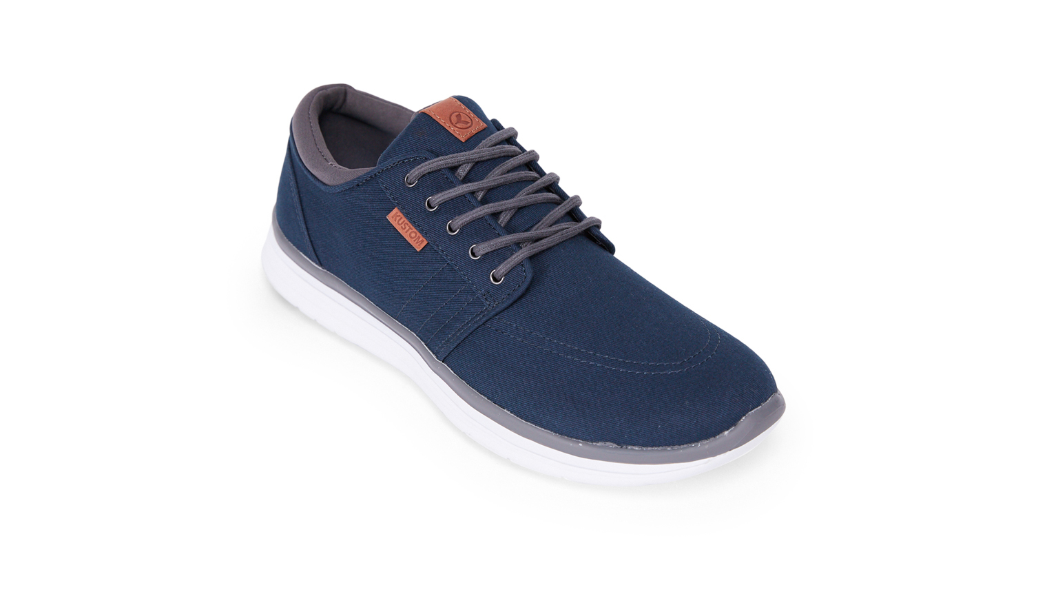 KUSTOM SHOES REMARK PLUS SHOE / NAVY