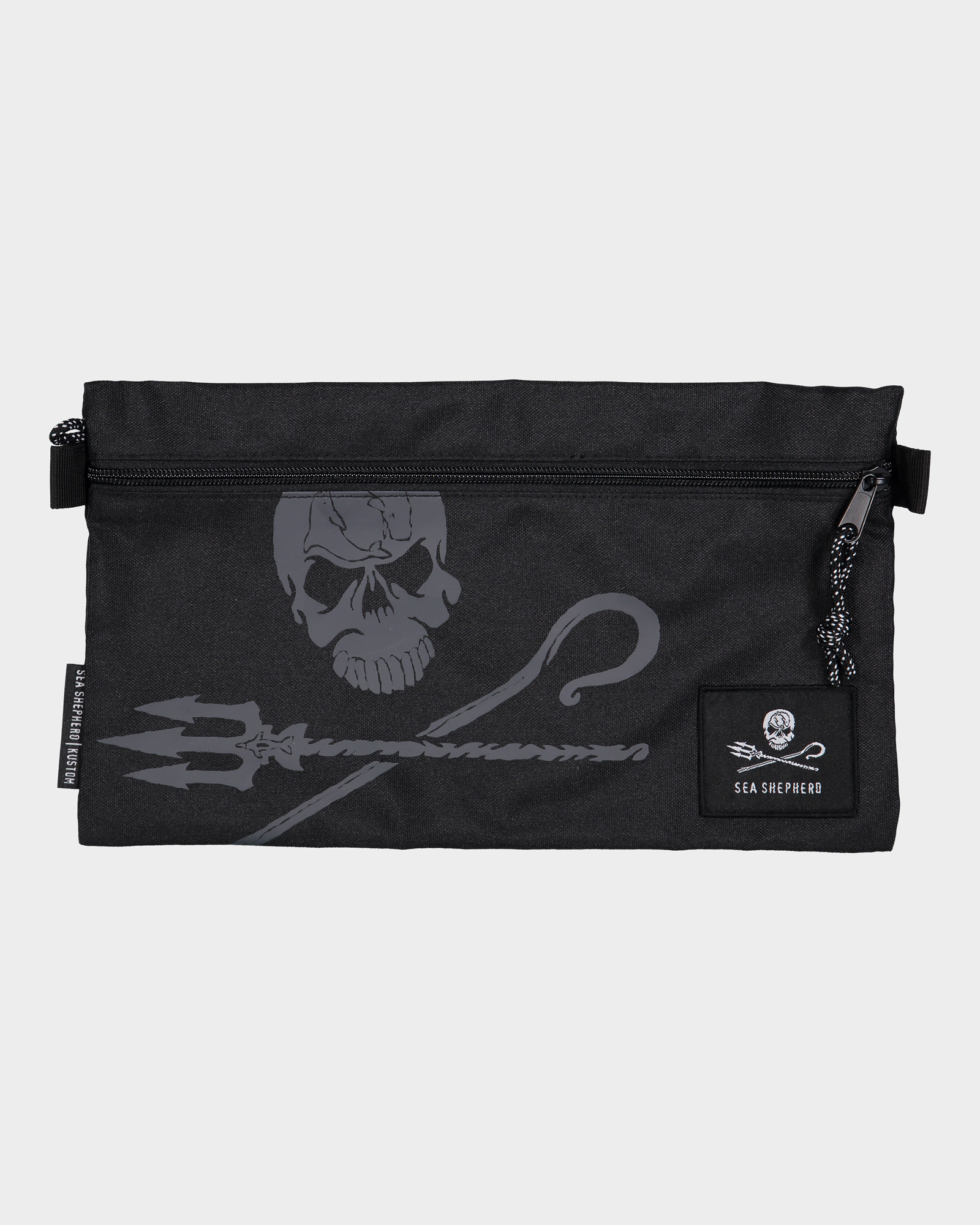 KUSTOM CLOTHING & ACCESSORIES SS PENC CASE BLK