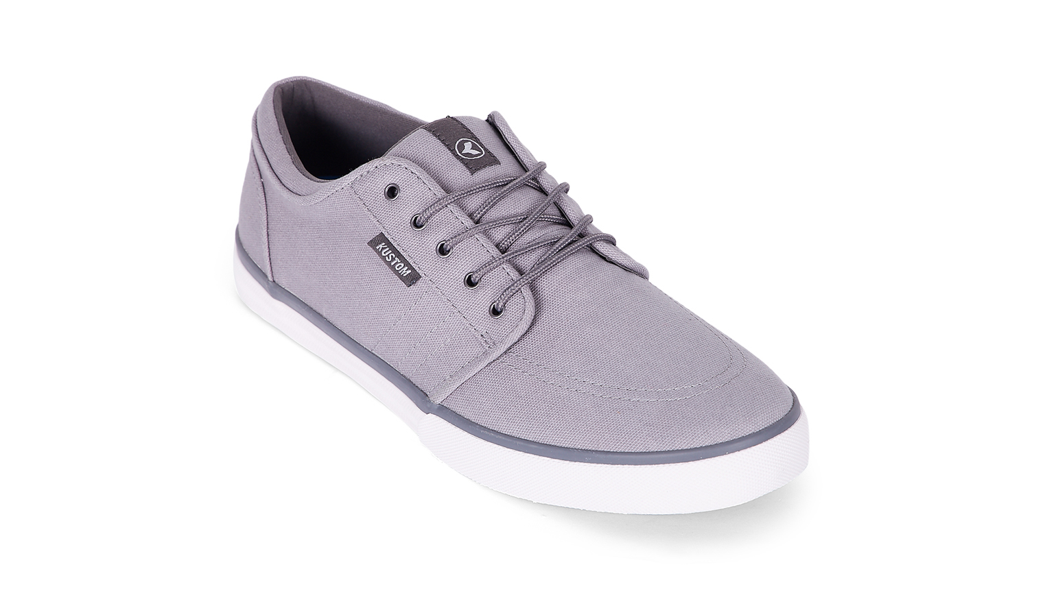 KUSTOM SHOES REMARK 2 SHOE / ALL GREY