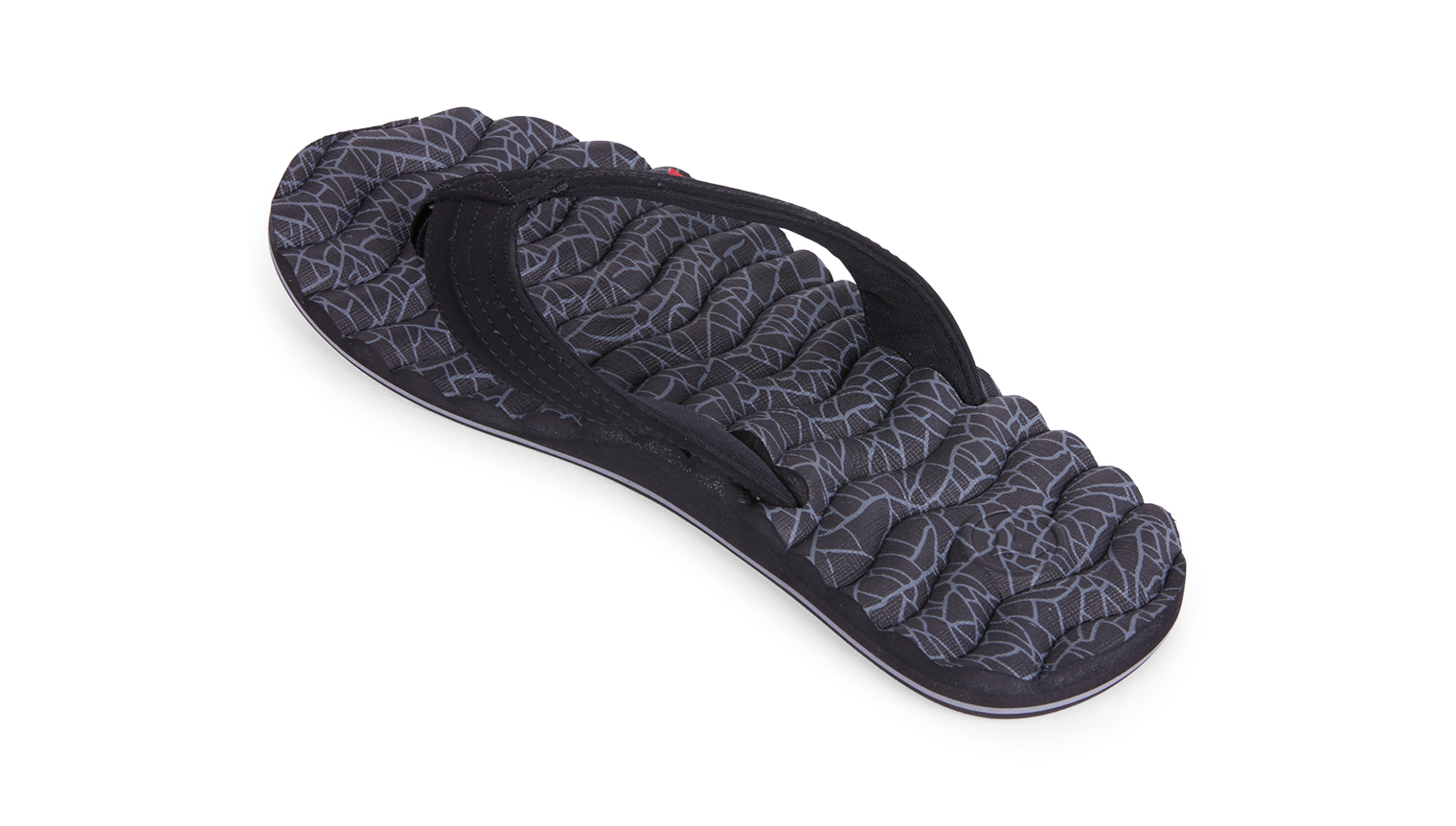 Hummer III Sandals black crackleKustom uaWk2p1P