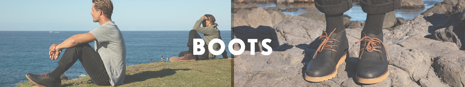 Boots Category Banner